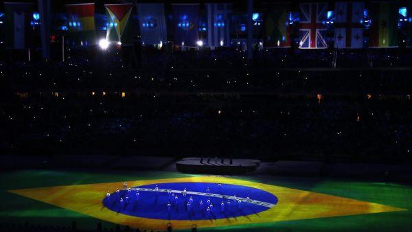 Церемония закрытия, как и церемония открытия тоже была очень ожидаемой среди людей