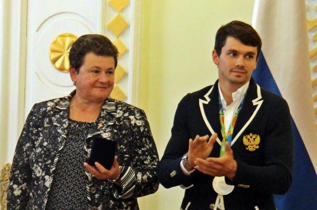 ВоВладимире будут чествовать гимнаста Николая Куксенкова