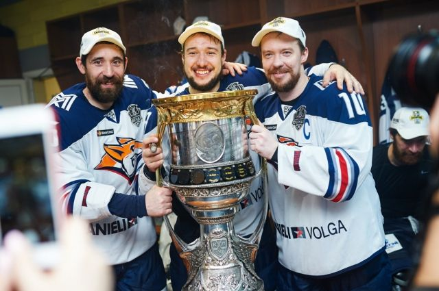 Магнитогорский «Металлург» обыграл ЦСКА впервом матче чемпионата КХЛ