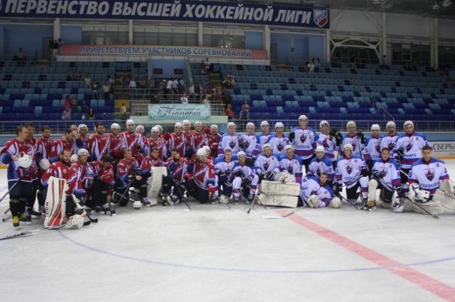 ХК «Чебоксары» завоевал серебро Кубка руководителя Чувашии