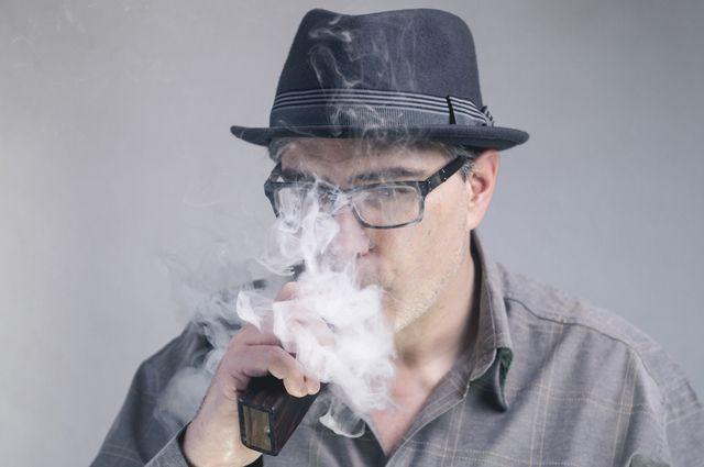 Что за законопроект об ограничении продажи электронных сигарет?
