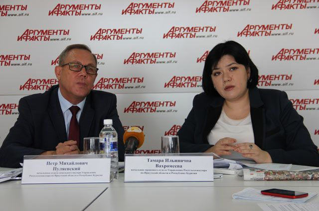 Петр Пуляевский и Тамара Вахромеева