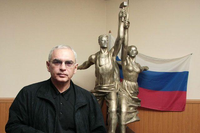 «Люди увидят, кто доверяет мне и кому доверяю я», - уверен Карен Шахназаров.