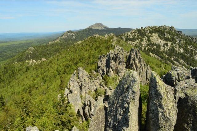 Уральские горы - излюбленное место кладоискателей.