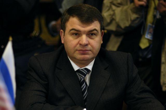 У прежнего министра обороны РФ Анатолия Сердюкова новое назначение