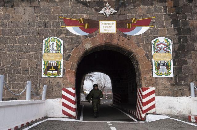 Русский военный осужден пожизненно замассовое убийство вГюмри