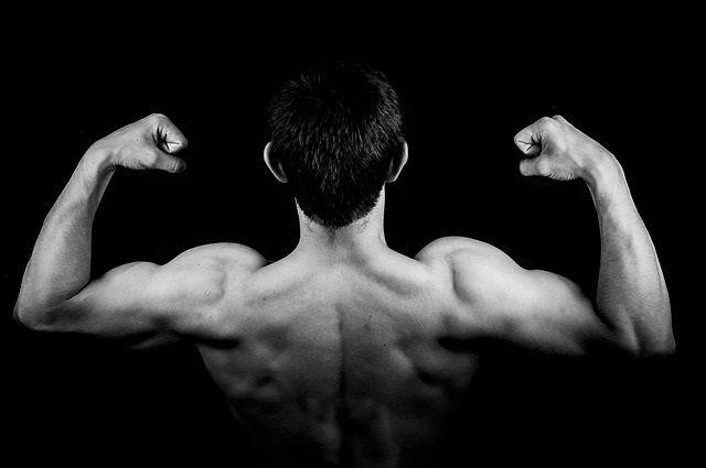 Спортсмены выполняли сложнейшие силовые упражнения.