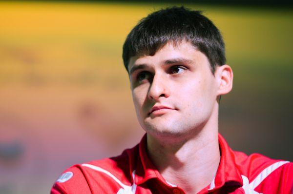 Юрий Ноздрунов — член сборной России по настольному теннису среди спортсменов с нарушениями опорно-двигательного аппарата.