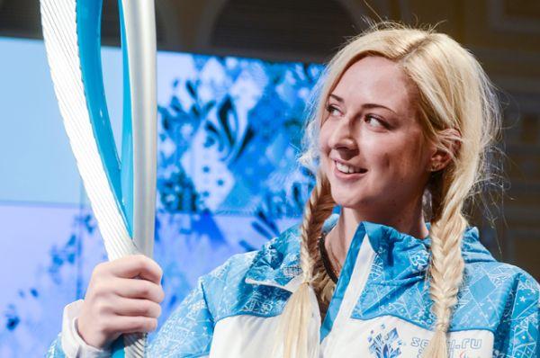 Олеся Владыкина — пловчиха, двукратная паралимпийская чемпионка.