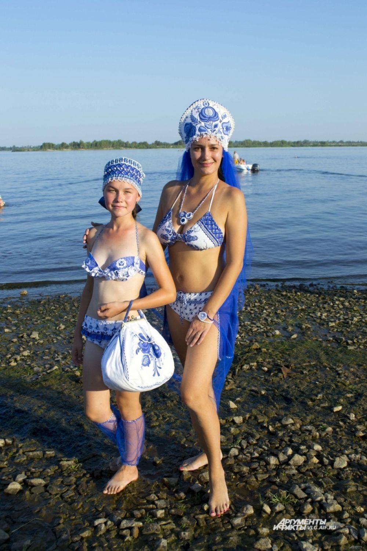 Народные мотивы в костюмах оказались по вкусу жюри.
