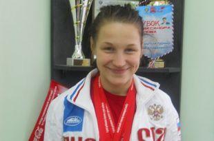 Екатерина Краева неоднократно побеждала в соревнованиях и вошла в Сборную России.