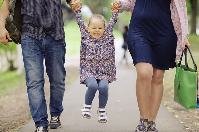 Не отказывайте себе в счастье быть родителями.
