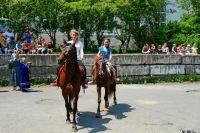 Катание на лошадях – стало традицией во Владивостоке. Но, как выяснилось, дело это опасное.