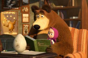 Внимательные омичи пришли к выводу, что Медведь побывал в Омске.