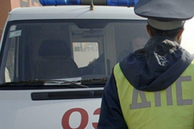 Ребёнок пострадал вДТП вОренбурге