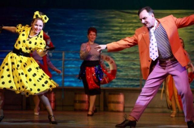 Новый главный балетмейстер уже ставил в Красноярском музыкальном театре спектакли