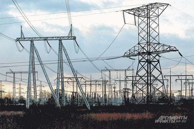 Две трети Сахалина остались без электричества из-за аварии надороге наЛЭП