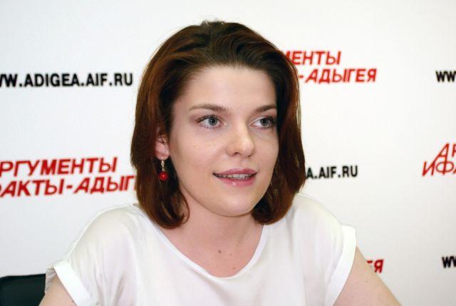 Анастасия Милякова.