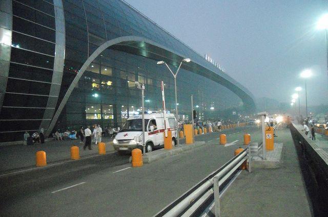 Гроза перенесла посадку 6-ти рейсов из«Домодедово» в остальные аэропорты