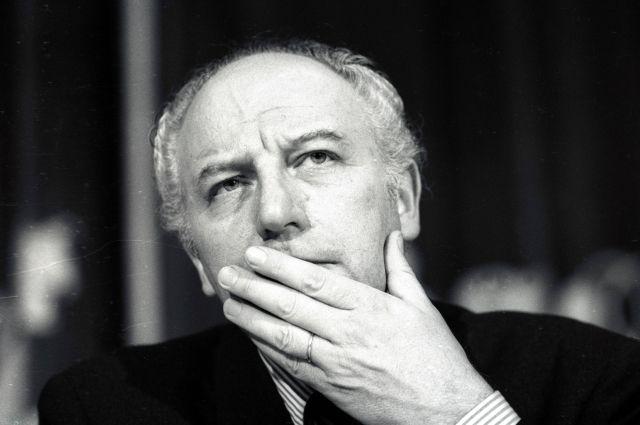 На98-м году жизни скончался экс-президент Германии Вальтер Шеель
