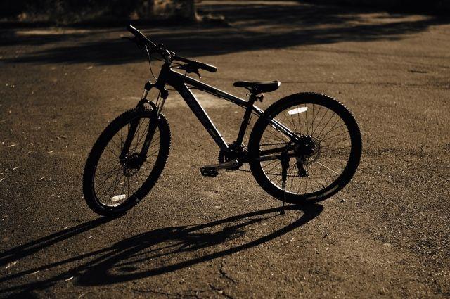 Велосипед планировали продать.