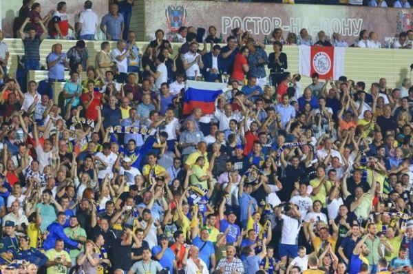Поддержать любимую команду на стадион «Олип-2» донской столицы пришли 16 тысяч болельщиков.