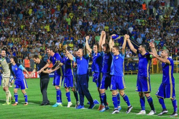 Не за горами - групповой этап Лиги чемпионов.