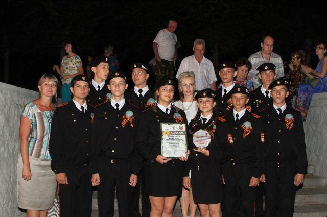 Команда Волгоградской области стала победителем всероссийской игры «Победа»