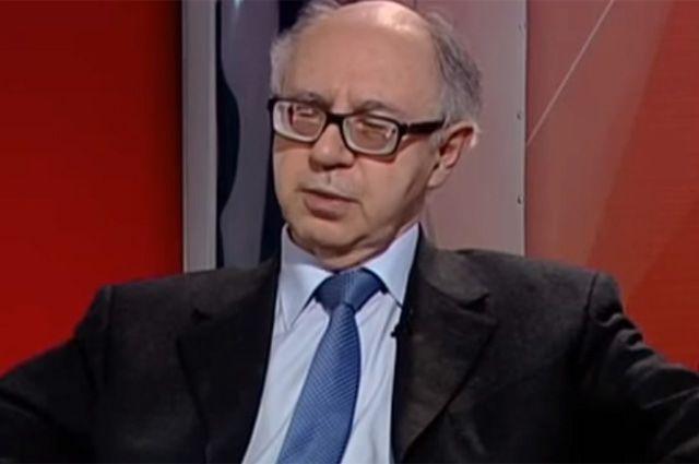 Георгий Клейнер.