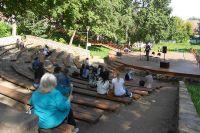 Парк Аполло станет удобней для маломобильных кировчан.