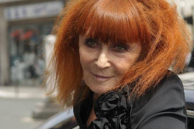 Дизайнер Соня Рикель скончалась встолице франции