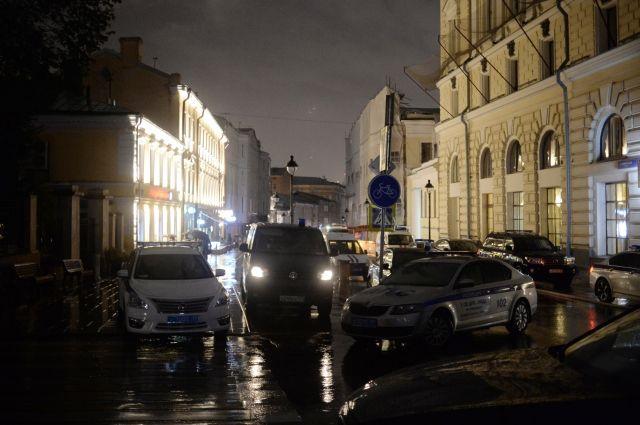 Мужчина, захвативший банк в центре Москвы, признал свою вину