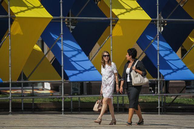 Украина неполучила обещанных млрд отМВФ