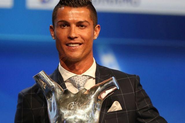 криштиану роналду признан лучшим футболистом европы минувшего сезона