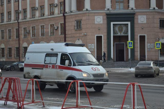 Шофёр маршрутки скончался наАЗС вПетербурге