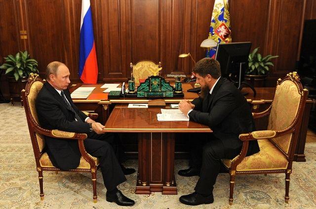 Кадыров рискует потерять доверие В. Путина — Политолог