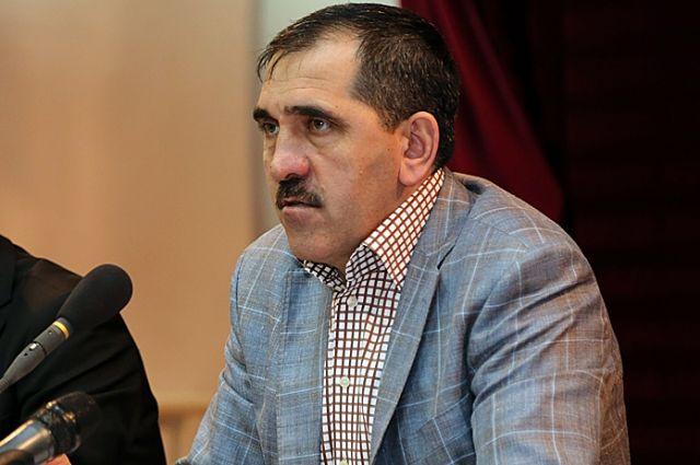 Руководитель Ингушетии подарил квартиру имашину турецкому олимпийцу