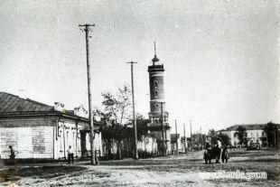 Ещё сто лет назад каланча была самым высоким омским зданием.