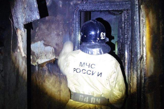 Мужчина получил ожоги 80% тела впожаре наГоликова— Петербург