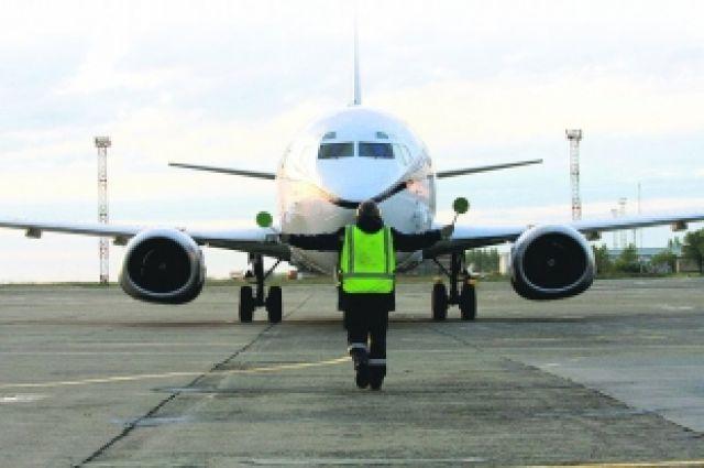 Ваэропорту Симферополя снова отмечены серьезные задержки рейсов