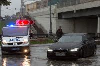 Наводнение в Москве.