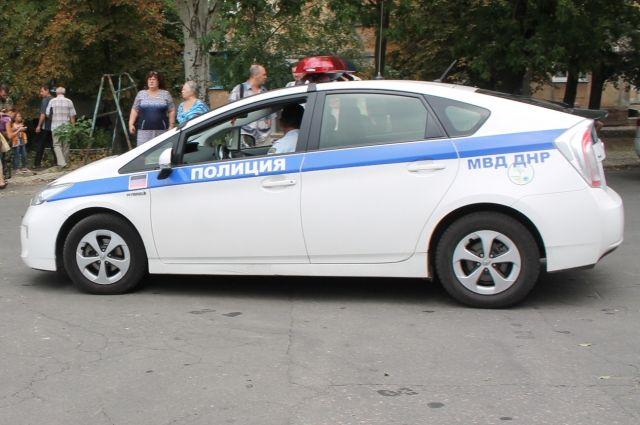 Мощнейший взрыв прогремел вмногоэтажном здании комиссариата вДонецке