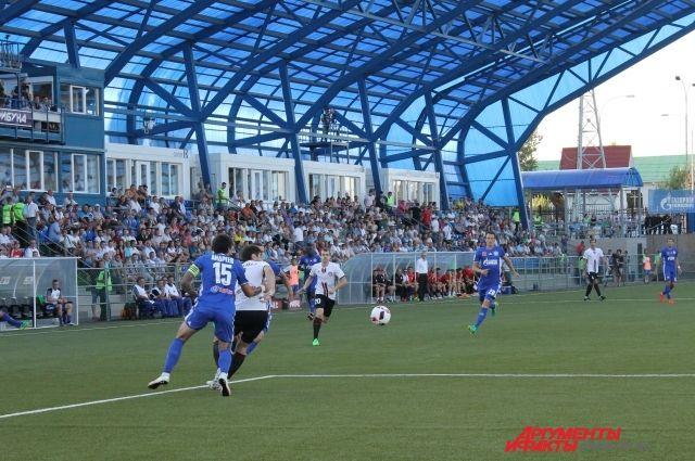 «Оренбург» и«Рубин» сыграли вничью вматче 5-ого тура Премьер-лиги