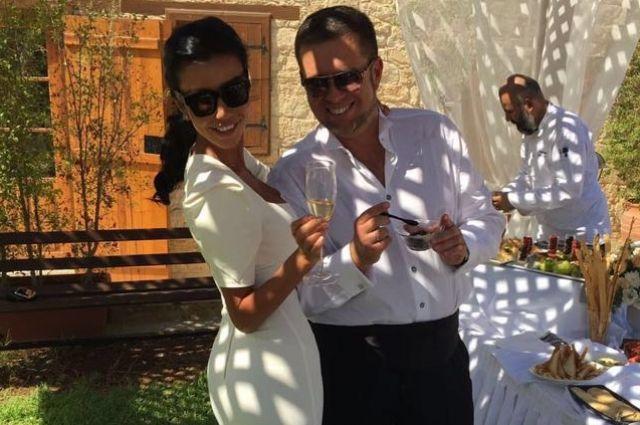 Предприниматель Якубовский женился в тринадцатый раз