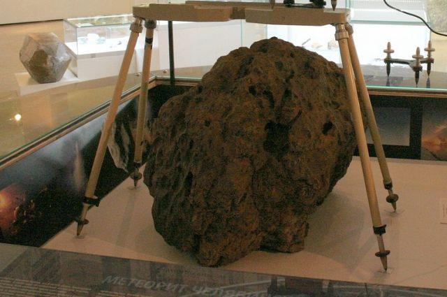 Челябинский метеорит попал наЗемлю после «космического ДТП»