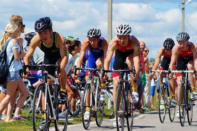 Красноярские триатлонисты стали чемпионами РФ