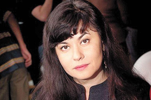Марина Степнова.