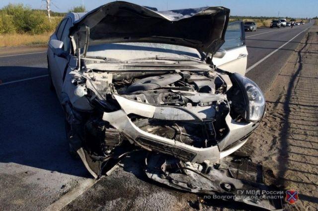 ДТП натрассе под Волгоградом: погибла 14-летняя школьница