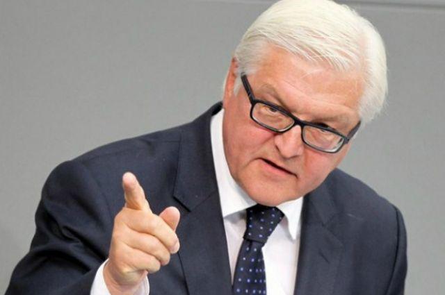 Руководитель МИД ФРГ объявил опродолжении работы в«нормандском формате»