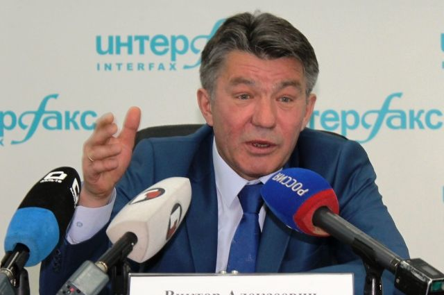 Виктор Озеров озвучил затраты на«пакет Яровой»